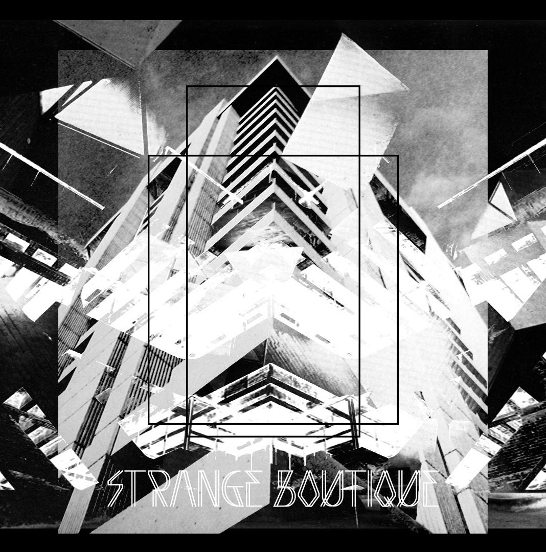 Strange Boutique x Brutalism